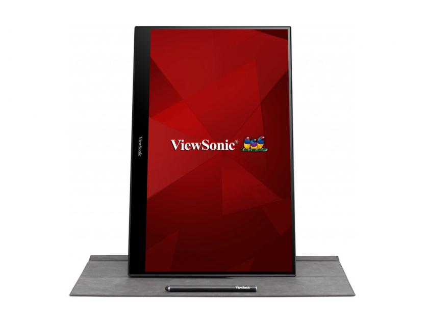 Monitor Viewsonic TD1655 15.6-inch Portable Touch (TD1655)