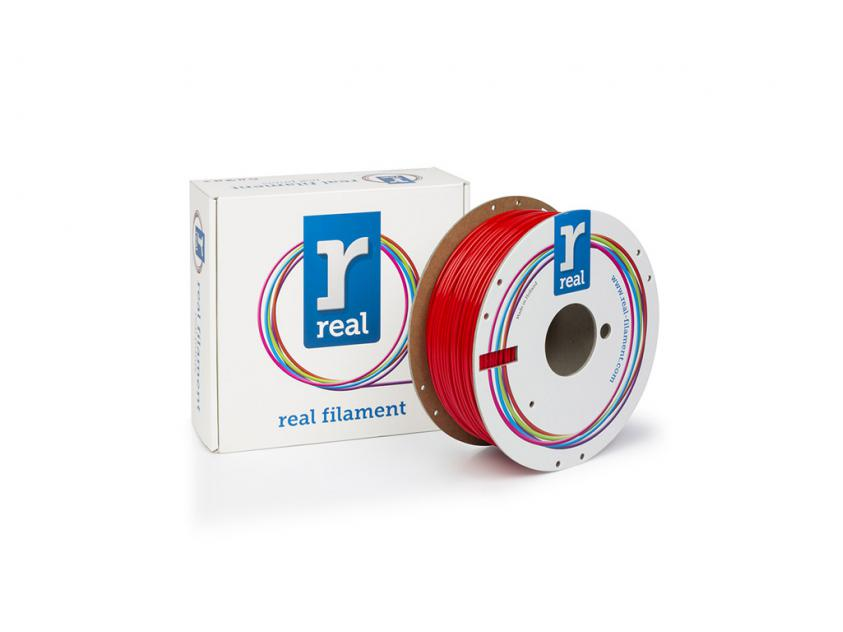 3D Printer Filament Real PETG 2.85mm Spool of 1Kg Red (NLPETGSRED1000MM300)