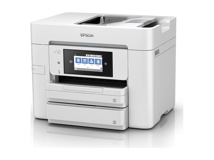 MFP Epson Color WorkForce Pro WF-4745DWF (C11CF75403)