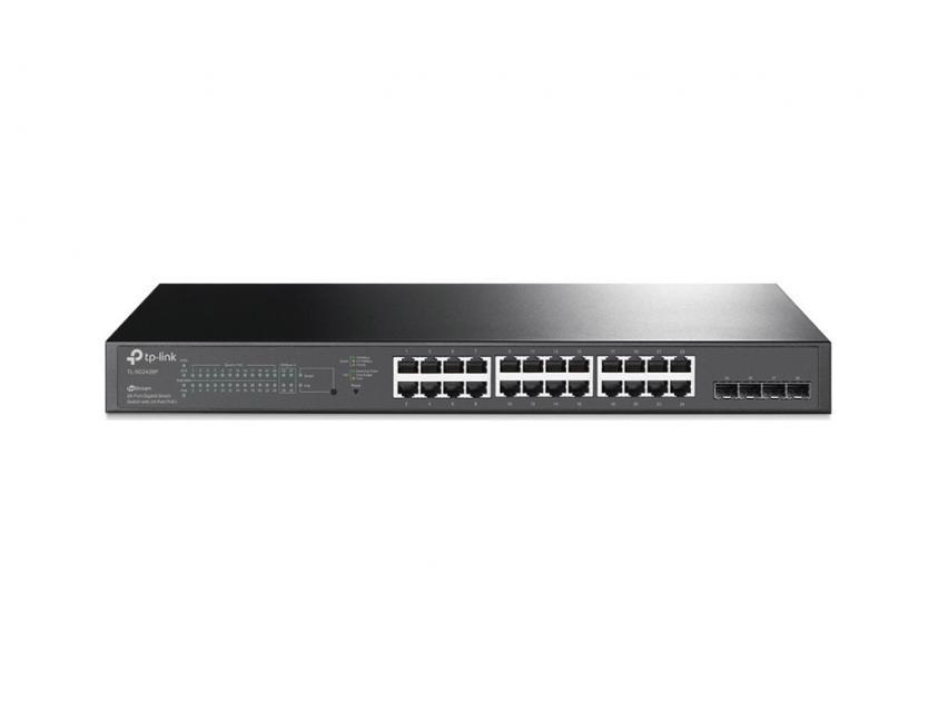 Switch TP-Link TL-SG2428P 28-Port Smart PoE+ v1 (TL-SG2428P)