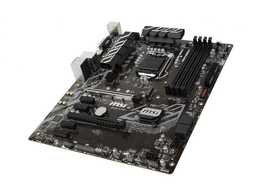 Motherboard MSI B360-A Pro (7B22-012R)