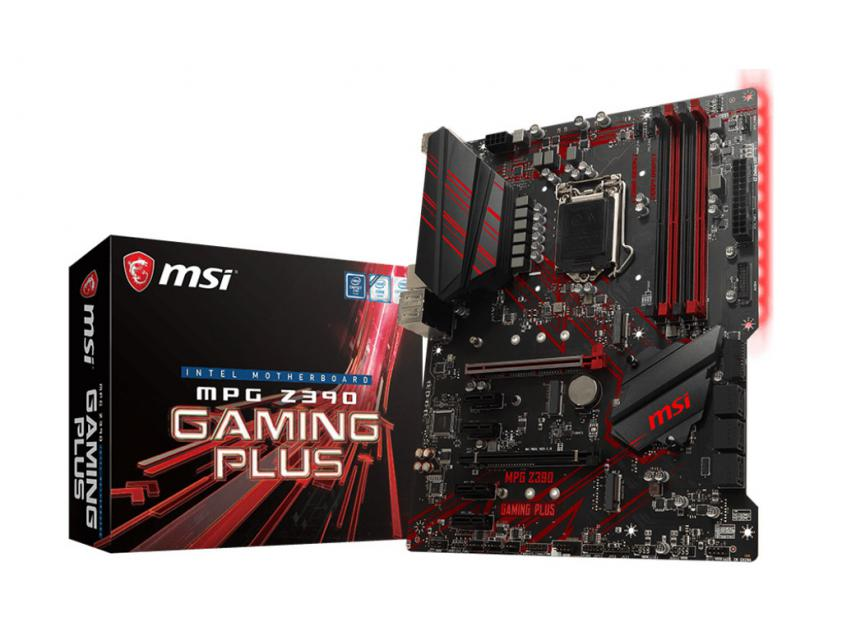 Motherboard MSI Z390 Gaming Plus (7B51-001R)