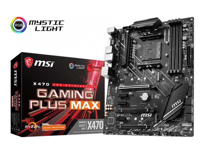 Motherboard MSI X470 Gaming Plus Max (7B79-017R)