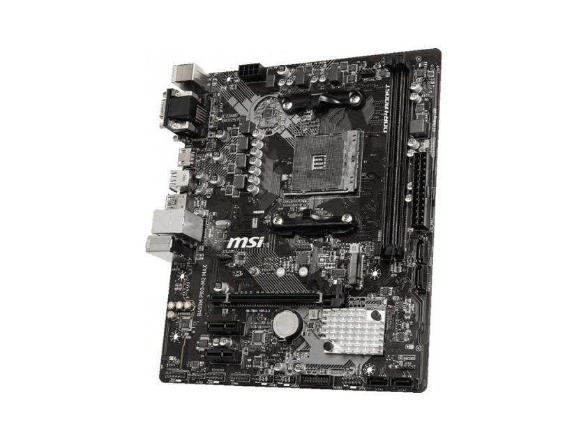 Motherboard MSI B450M Pro-M2 Max (7B84-017R)