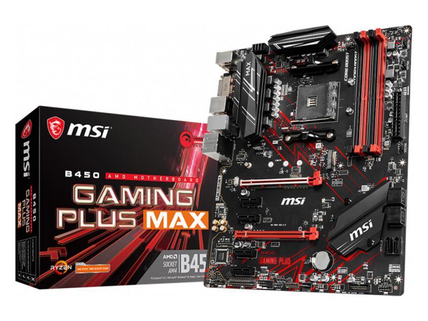 Motherboard MSI B450 Gaming Plus Max (7B86-016R)