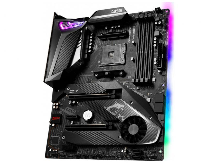 Motherboard MSI X570 Gaming Pro Carbon Wi-Fi (7B93-001R)