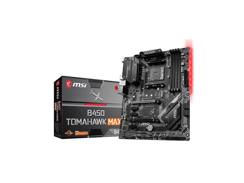 Motherboard MSI B450 Tomahawk Max (7C02-020R)