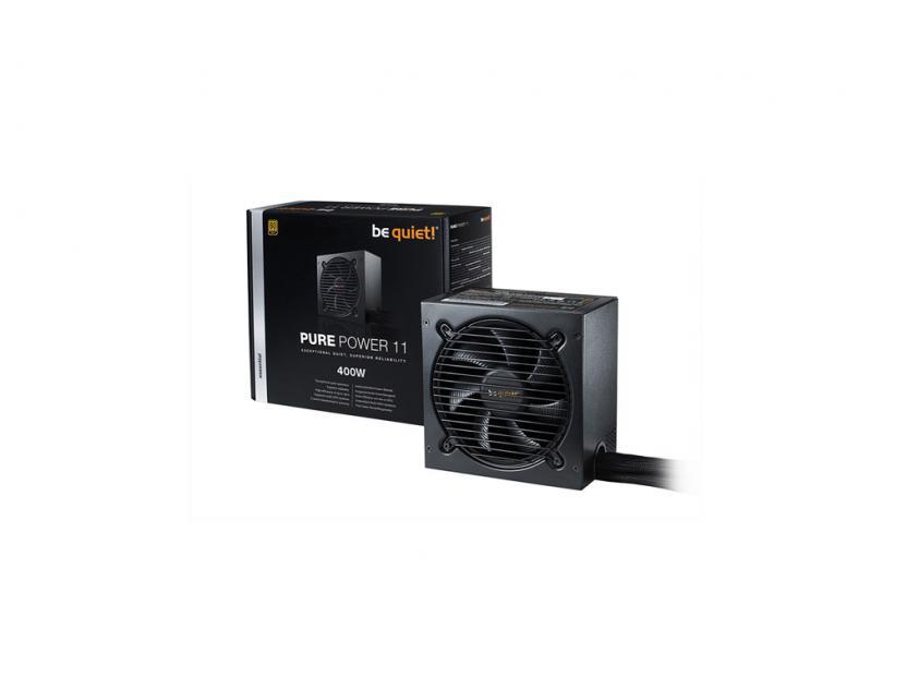 PSU Be Quiet Pure Power 11 400W (BN292)