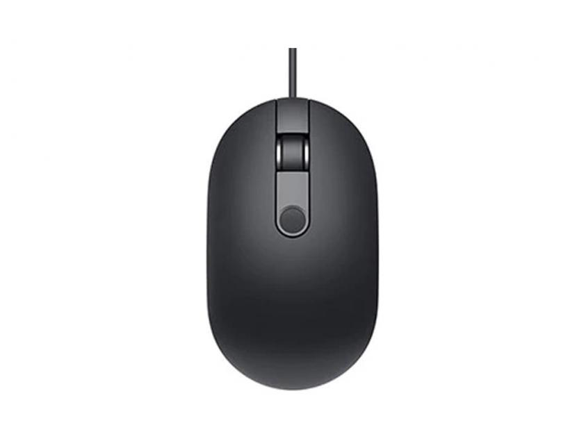Mouse Dell MS819 with Fingerprint Reader Black (570-AARY)