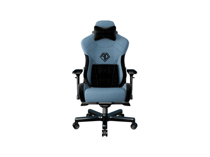 Gaming Chair Anda T-Pro II Light Blue/Black (AD12XLLA-01-SB-F)
