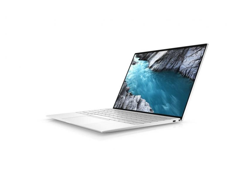 Laptop Dell XPS 13 9310 13.4-inch UHD+ Touch i7-1165G7/16GB/1TBGBSSD/W10P/White/2Y