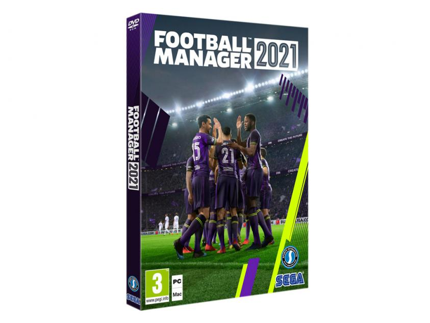 Football manager 2021 GR (PC)