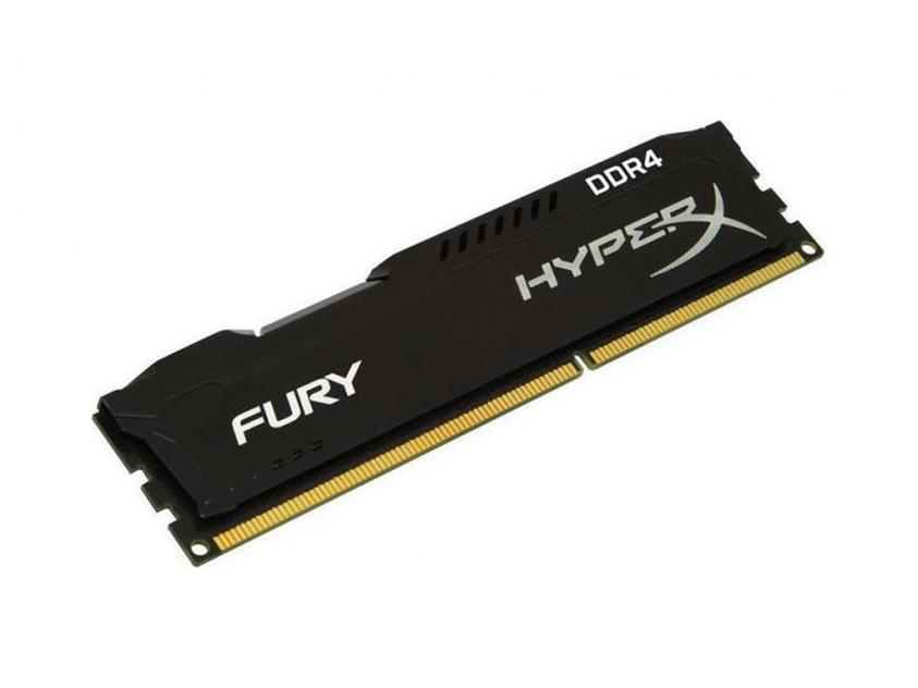 RAM Kingston HyperX Fury 4GB DDR4 2400MHz CL15 (HX424C15FB3/4)