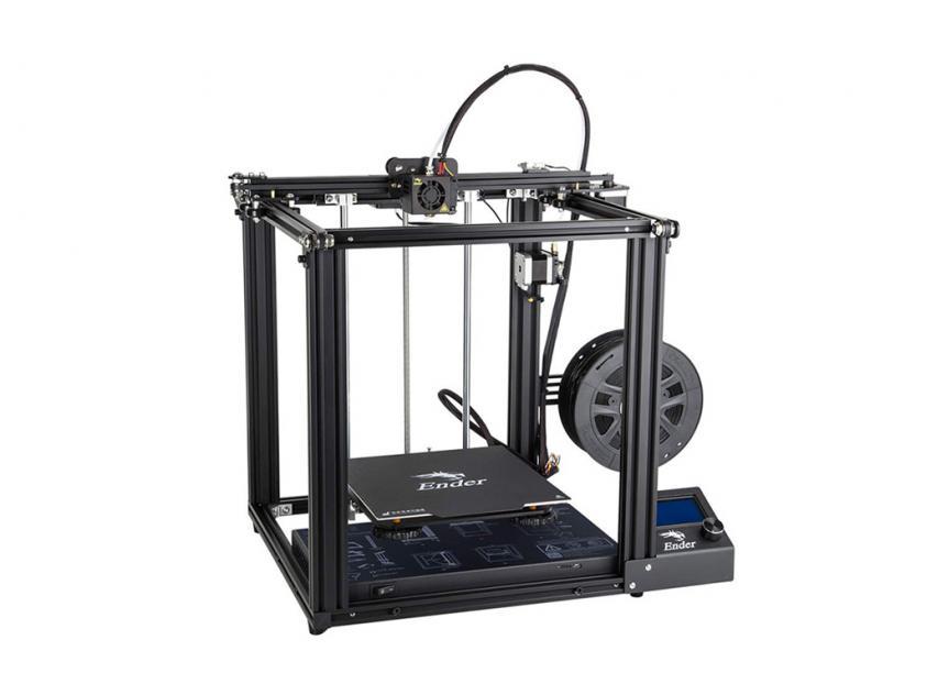 3D Printer Creality Ender 5 Black (C3DENDER5)