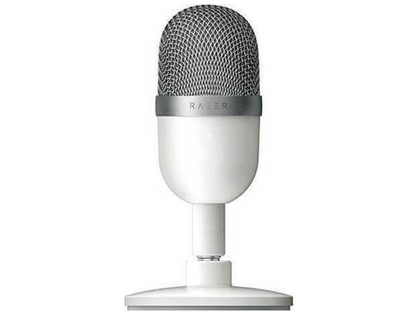 Microphone Razer Seiren Mini Mercury (RZ19-03450300-R3M1)