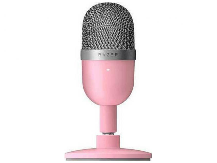 Microphone Razer Seiren Mini Quartz (RZ19-03450200-R3M1)
