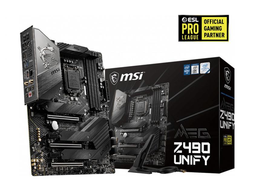 Motherboard MSI MEG Z490 Unify (7C71-009R)