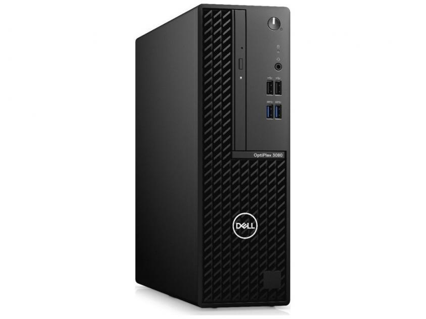 Desktop Dell Optiplex 3080 SFF i3-10100/8GB/256GBSSD/W10P/5Y