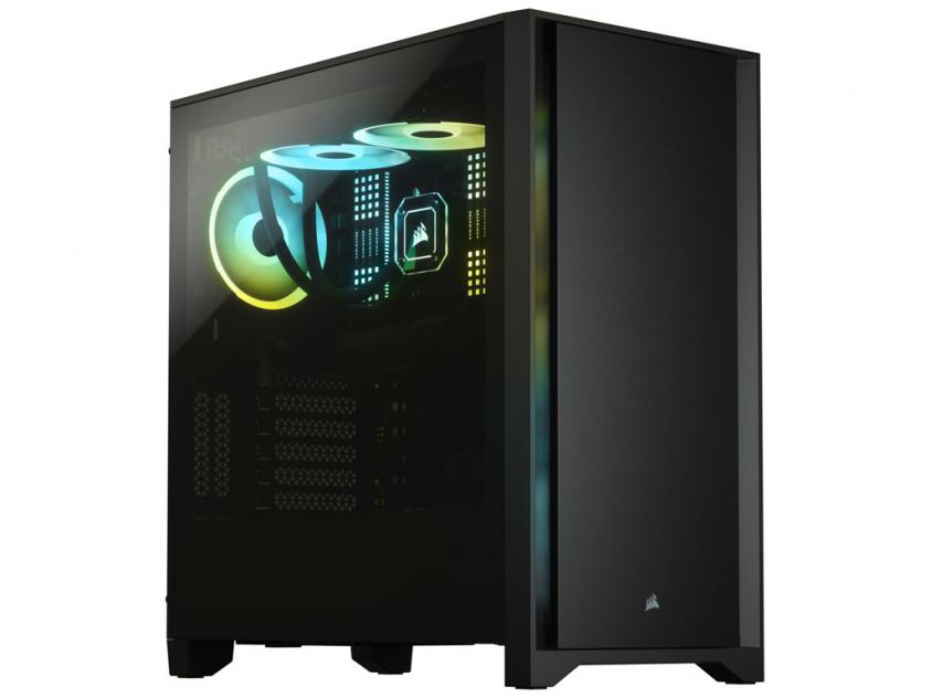 Case Corsair 4000D Black (CC-9011198-WW)