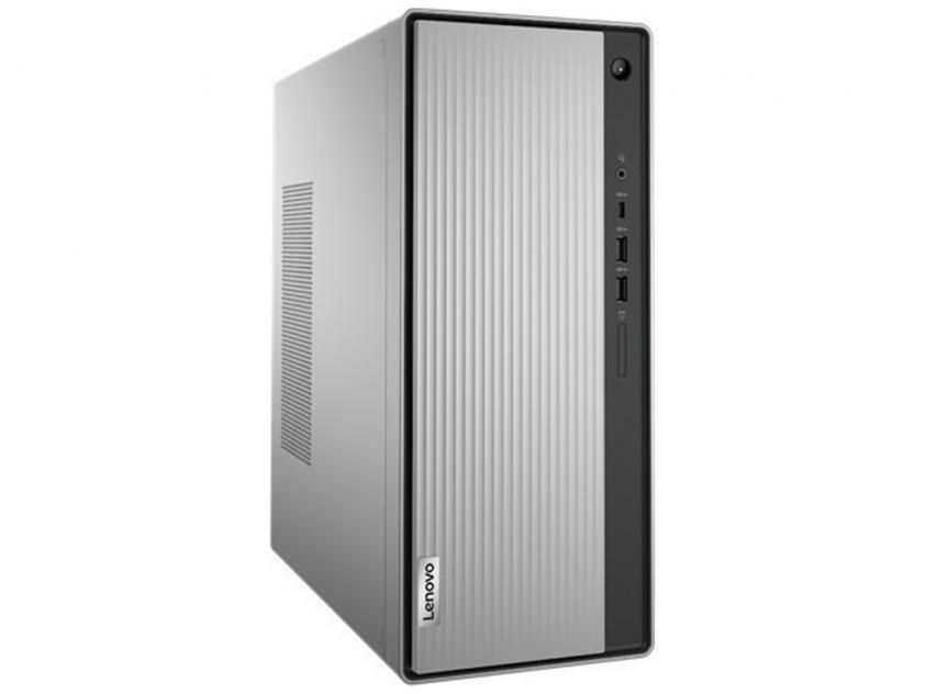 Desktop Lenovo IdeaCentre 5 14ARE05 R5-4600G/8GB/1TBHDD+128GBSSD/W10H/2Y (90Q30030GM)