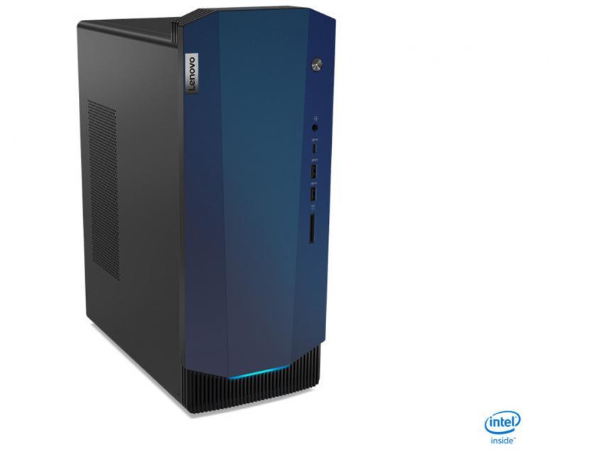 Desktop Lenovo IdeaCentre G5 14IMB05 i5-10400/16GB/1TBHDD+256GBSSD/GeForce GTX 1650 Super/W10H (90N900B1GC)