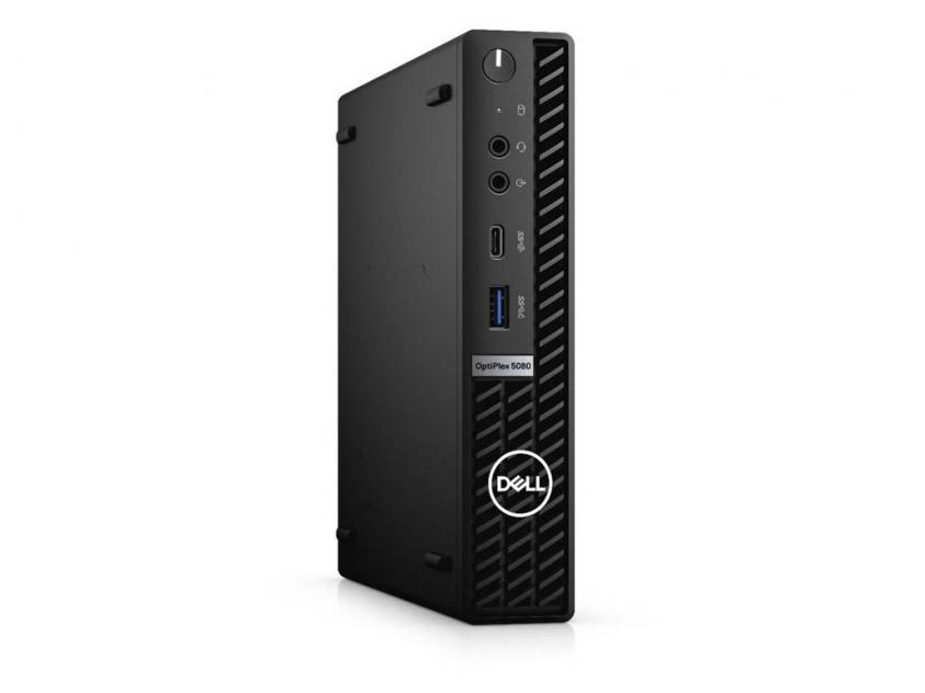 Desktop Dell Optiplex 5080 MFF i7-10700T/8GB/256GBSSD/W10P/5Y