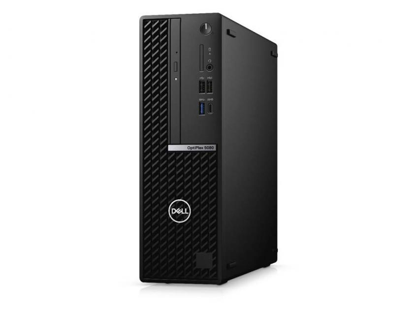 Desktop Dell Optiplex 5080 SFF i7-10700/8GB/256GBSSD/W10P/5Y