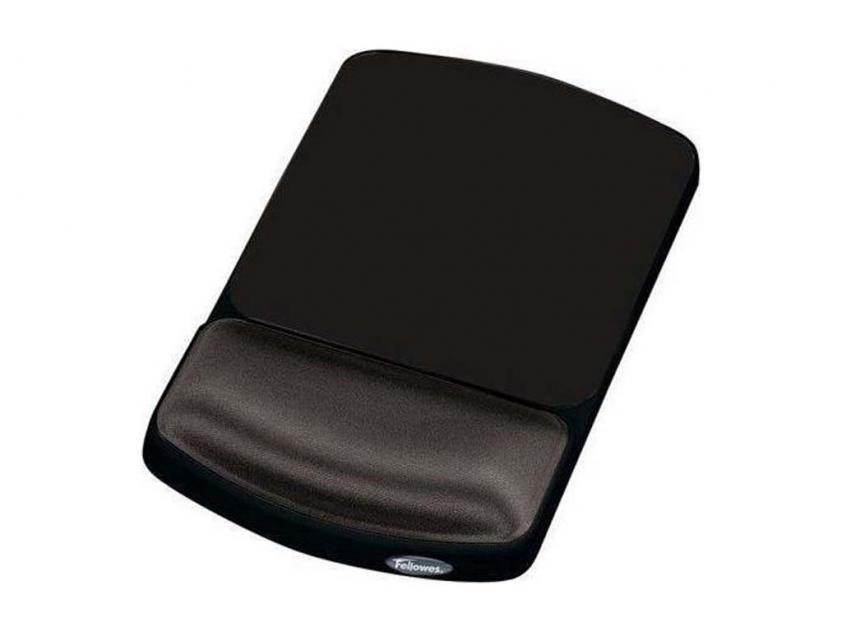 MousePad Fellowes Wrist Rest Graphite Black (9374001)