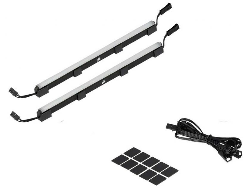 Corsair iCUE LS100 Smart Lighting Strip Expansion Kit 250mm (CD-9010001-WW/SS)
