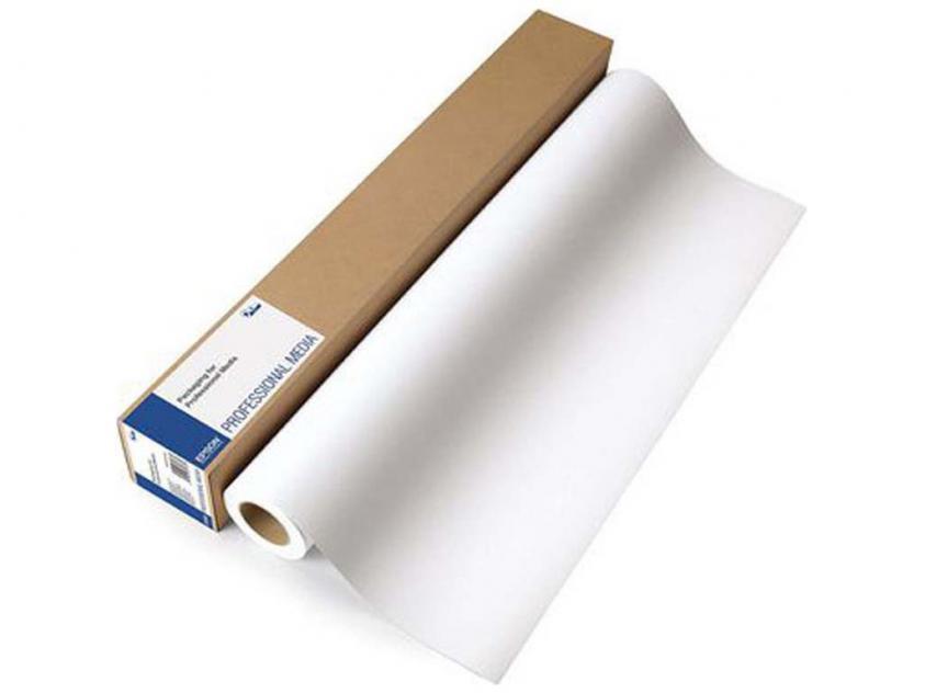 Epson Singleweight Matte Paper Roll (432mm x 40m) 120gr/m² (C13S041746)