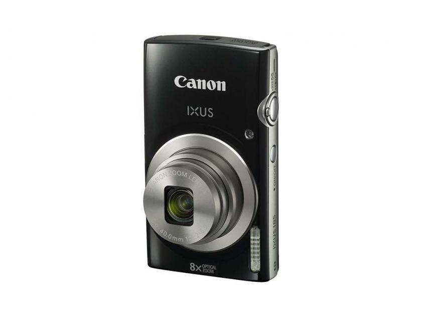 Digital Camera Canon Ixus 185 Black (1803C001AA)