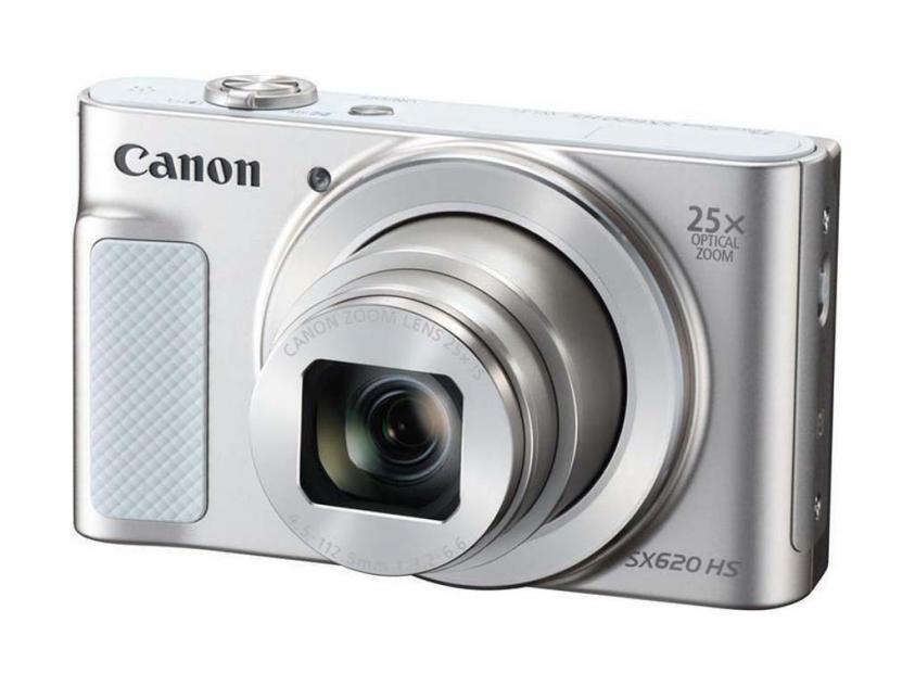 Digital Camera Canon PowerShot SX620 HS White (AJ1073C002AA)