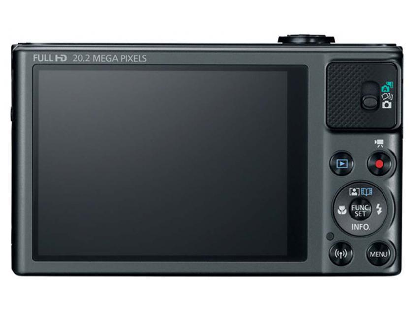 Digital Camera Canon PowerShot SX620 HS Black (AJ1072C002AA)