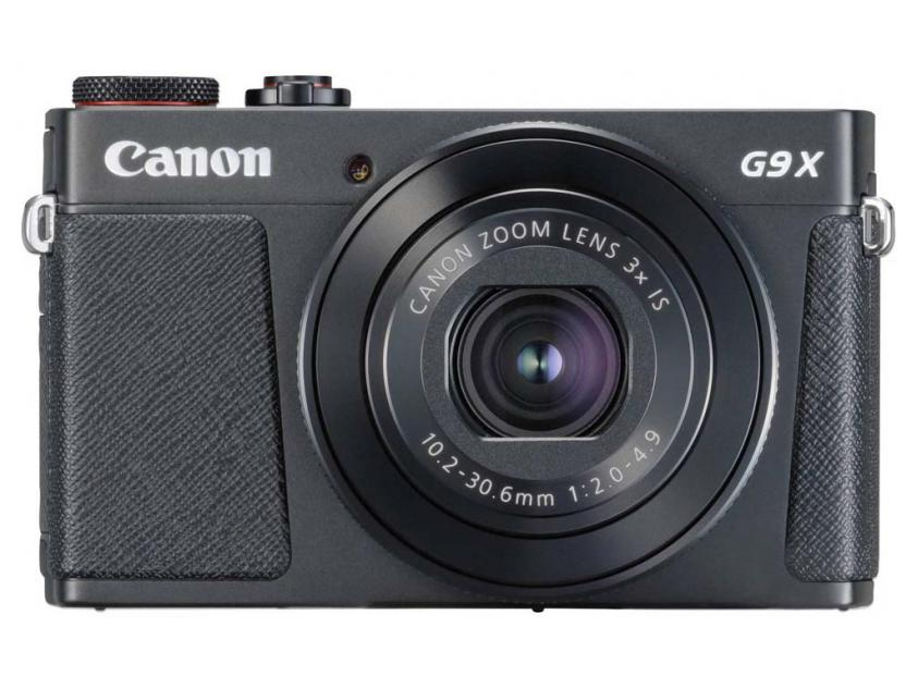Digital Camera Canon PowerShot G9 X Mark II Black (1717C002AA)