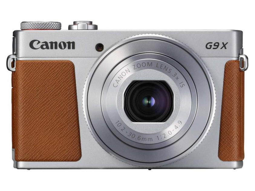 Digital Camera Canon PowerShot G9 X Mark II Silver (1718C002AA)