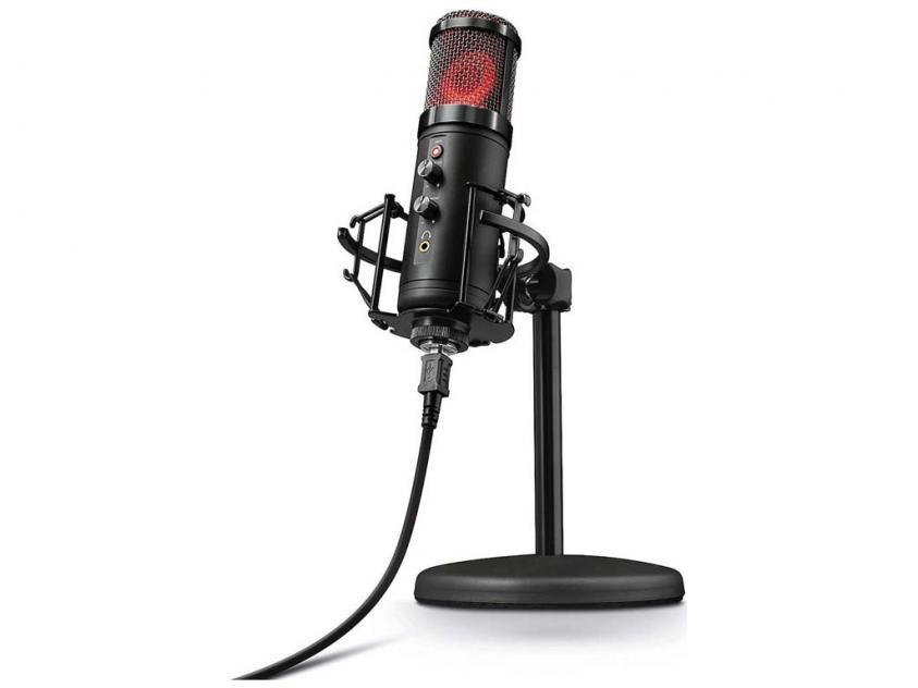 Microphone Trust GXT 256 Exxo RGB (23510)