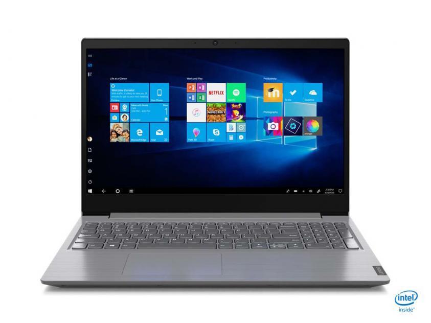 Laptop Lenovo V15-IIL 15.6-inch i5-1035G1/8GB/256GBSSD/W10Η/2Y (82C5000QGM)