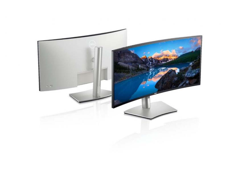 Monitor Dell U3421WE 34-inch Curved (U3421WE)