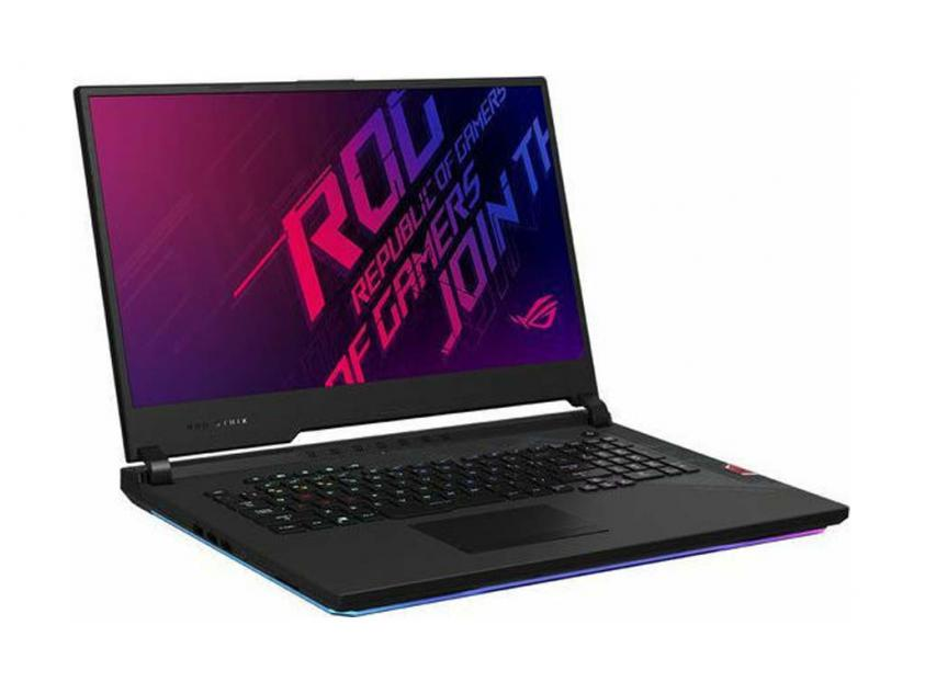 Gaming Laptop Asus Rog Strix SCAR 17 17.3-inch i7-10875H/8GB/1TBSSD/GeForce RTX 2060/W10H (90NR04B2-M01250)