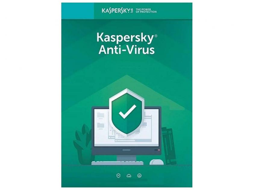 Antivirus Kaspersky 2021 (3 License,1 Year) Box (KL1171O5CFS-21MSB)