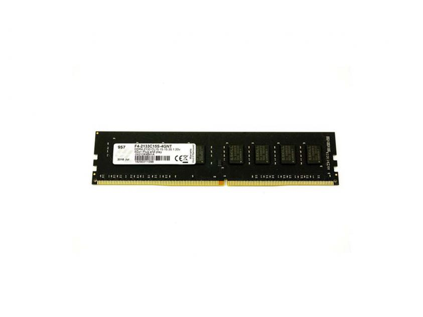 RAM G.Skill Value 4GB DDR4 2133MHz (F4-2133C15S-4GNT)