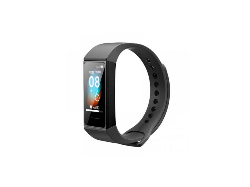 Smartwatch Xiaomi Mi Smart Band 4C Black (MGW4064)