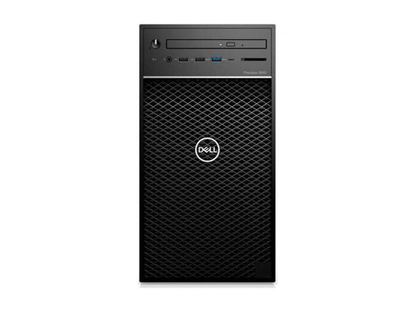 Workstation Desktop Dell Precision 3640 i5-10500/8GB/1TBHDD+256GBSSD/W10P/5Y