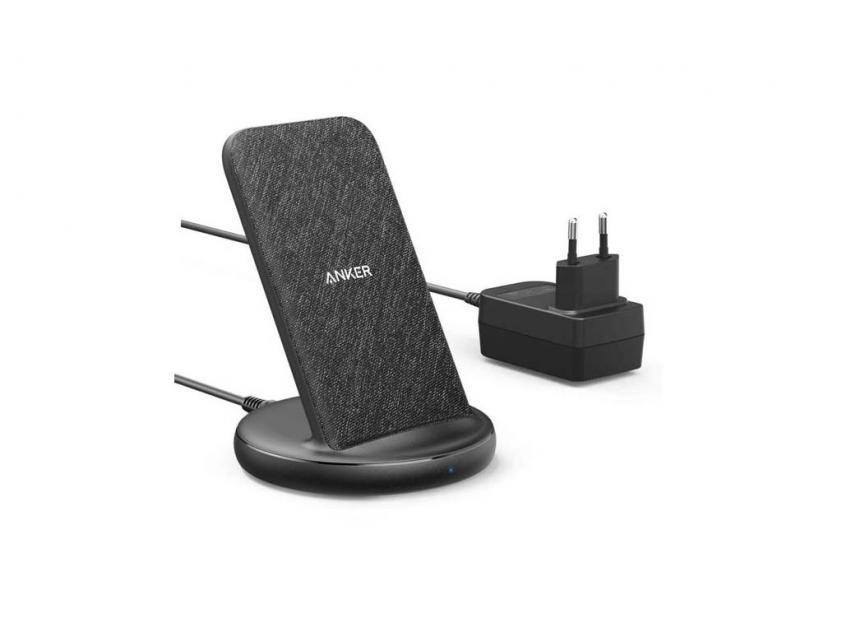 Charger Anker Powerwave II Stand Wireless Black (B2529GF1)