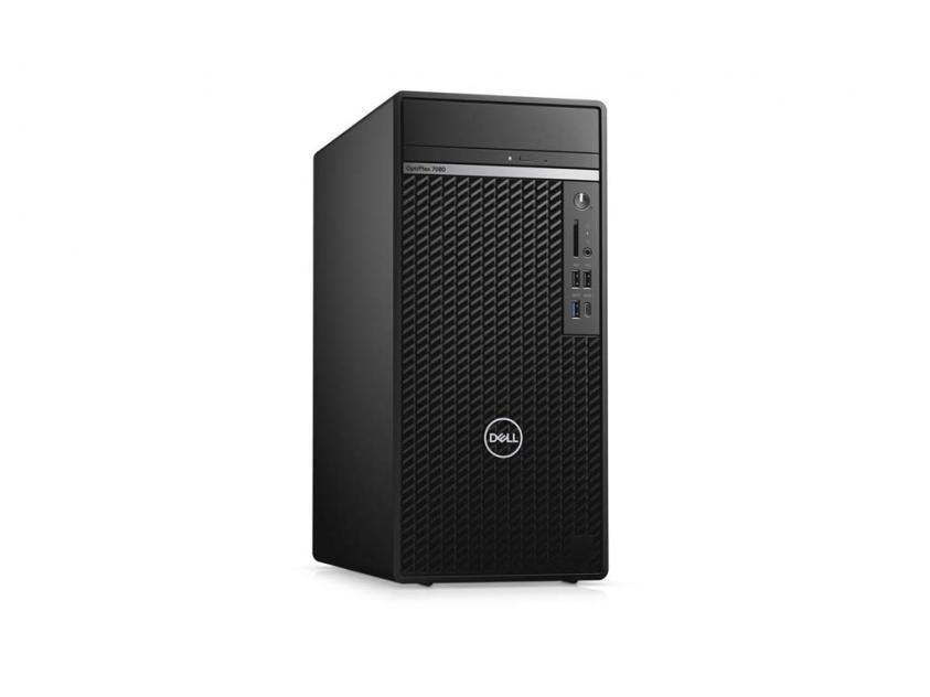 Desktop Dell Optiplex 7080 MT i5-10500/8GB/2x256GBSSD/W10P/5Y