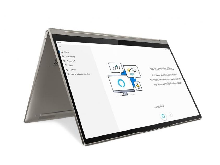 Laptop Lenovo Yoga C940-14IIL 14-inch Convertible Touch i7-1065G7/16GB/1TBSSD/W10H/2Y/Iron Grey (81Q900DVGM)