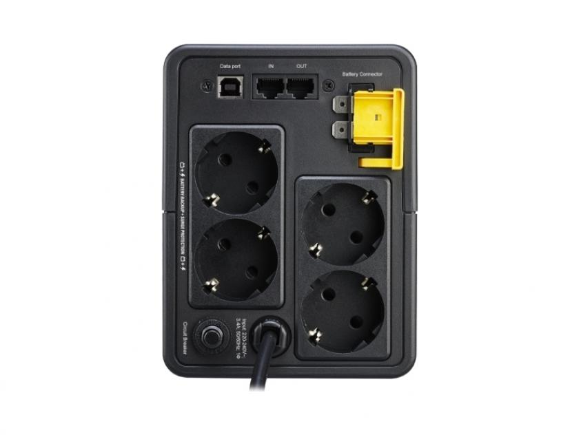 UPS APC Line Interactive Back-UPS 750VA (BX750MI-GR)