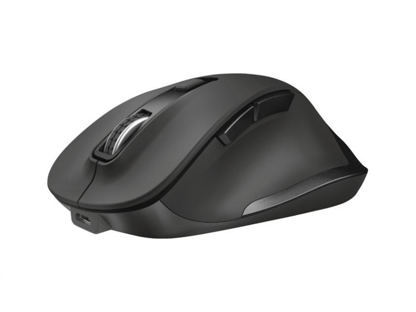 Mouse Trust Fyda Black (23804)