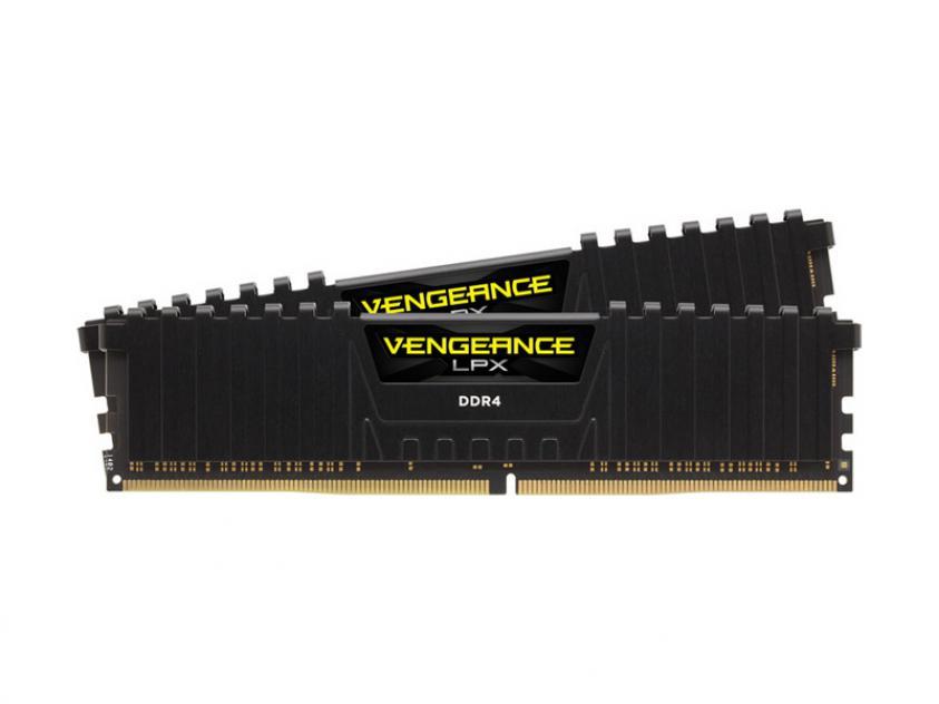 RAM Corsair Vengeance LPX 32GB DDR4 2666MHz CL16 Kit (CMK32GX4M2A2666C16)