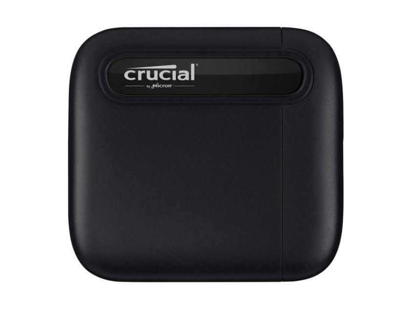 External SSD Crucial X6 1TB (CT1000X6SSD9)